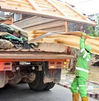 2.140 kilos de inservibles recolectados en Comuna Tres de Yopal