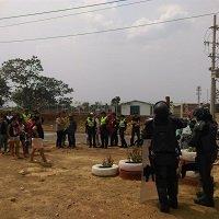 Persiste oposición de comunidad de Torres de San Marcos a construcción de 8 viviendas