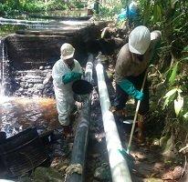 Ecopetrol atiende emergencias por atentados al Oleoducto Caño Limón - Coveñas