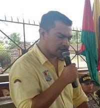 Orocué está en obra y progresando según el Alcalde Anderson Bernal