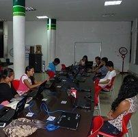 Más de 80 cursos en tecnologías de información ofrece convenio de la Alcaldía con la Fundación Telefónica de España