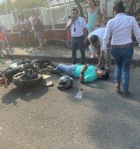 Fleteros dispararon a su víctima en Yopal