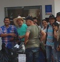 Lideres de las protestas sociales contra Frontera Energy en el bloque Cubiro seguirán en la cárcel