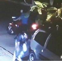 Atraco a ex Corregidora de Tilodirán quedó registrado en cámara de seguridad