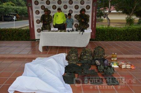 En combates en Fortul Ejército neutralizó guerrillero del Frente Domingo Laín Sáenz del ELN