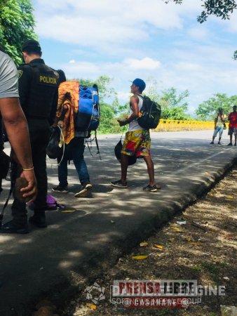 Migrantes generan desorden e inseguridad según habitantes de Pore - Noticias de Colombia