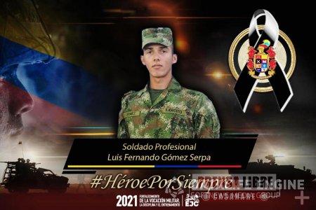 Francotirador del ELN asesinó a un soldado profesional en zona rural de Saravena - Noticias de Colombia