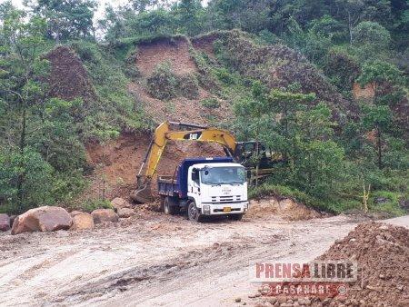 De 8:00 a.m. a 4:30 p.m. estará cerrada la vía alterna Monterrey – Tauramena este martes - Noticias de Colombia