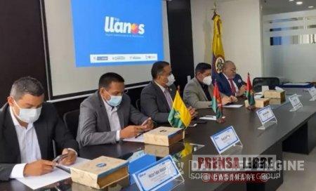 Lista Región Administrativa y de Planificación (RAP) Llanos - Noticias de Colombia