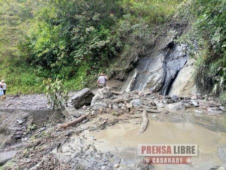 Declararán estado de calamidad pública en La Salina por efectos de ola invernal - Noticias de Colombia