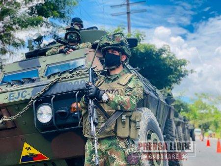 Fuerzas Especiales Antiterroristas Urbanas operan desde ahora en Arauca - Noticias de Colombia