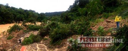 Vía del Cusiana cerrada indefinidamente - Noticias de Colombia