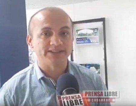 Alcalde de Monterrey Carlos Iván Díaz se mostró confiado en su gestión, frente a amenazas de revocatoria - Noticias de Colombia