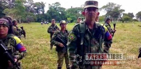 """""""Antonio Medina"""" negó amenazas contra líderes sociales de parte de las disidencias de las FARC. Habló del Coronel secuestrado - Noticias de Colombia"""