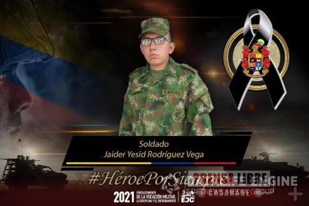 Disidencias de las FARC asesinaron a un soldado en Arauca - Noticias de Colombia