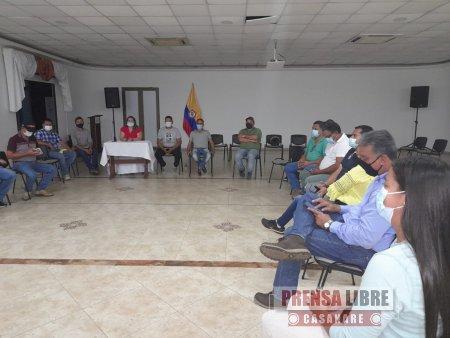 Ahora la pelea es entre los volqueteros de Orocué y Yopal - Noticias de Colombia